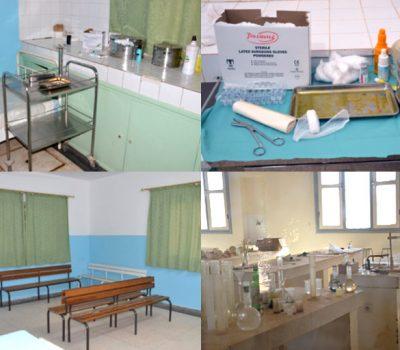 Infrastructure hospitalière