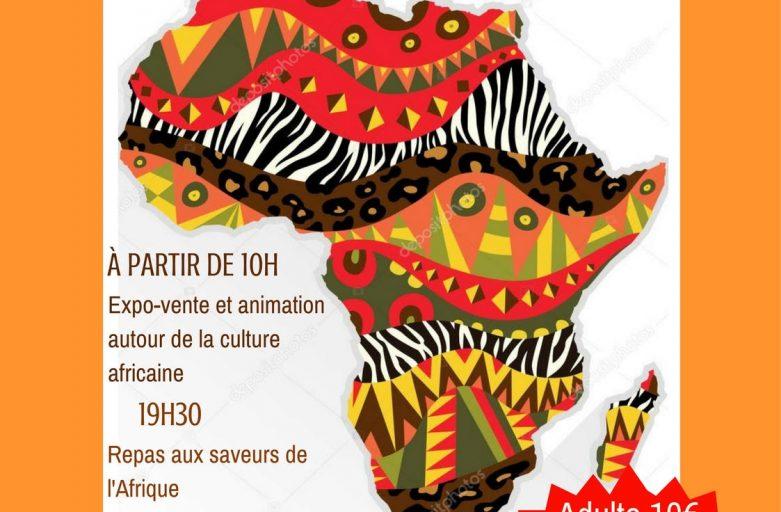 Événement «Afrique mon Afrique»