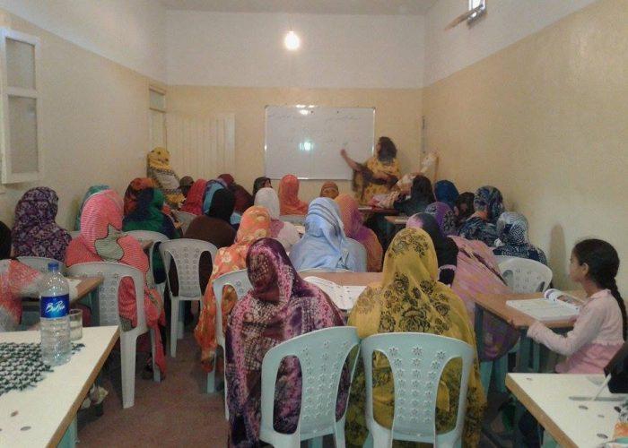 Avril 2013 : La formation des femmes à la gestion de la coopérative débute