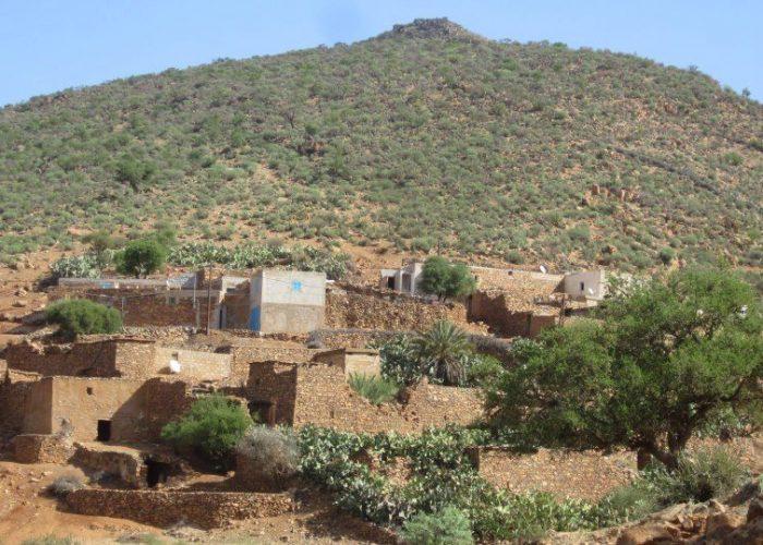 Le village de Id Bouhouch est un des quatre douars qui participent au projet